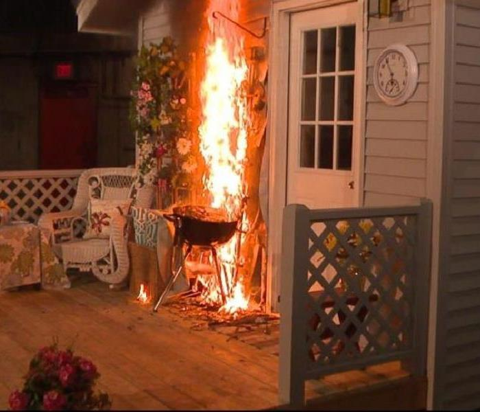 Fire Damage 10 Tips for Safe Summer Barbecues